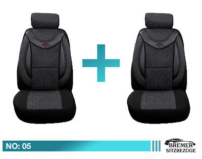 BMW 2er F22 F23 F45 F46 Schonbezüge Sitzbezüge Fahrer /& Beifahrer 05