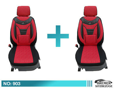 BMW X1 E84 F48 Schonbezüge Auto Sitzbezüge Fahrer /& Beifahrer G558