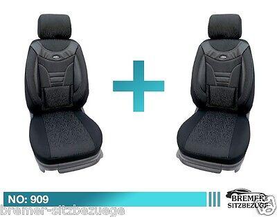 Mercedes GLE / ML W166 Maß Schonbezüge  Sitzbezüge Fahrer & Beifahrer 909