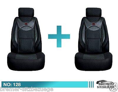 Mercedes GLE / ML W166 Maß Schonbezüge  Sitzbezüge Fahrer & Beifahrer 128