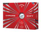 Callaway Chrome Soft Tour Preferred Golf Balls