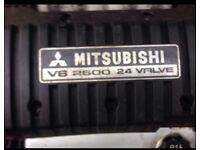 Mitsubishi Galant 2.5 v6 sport