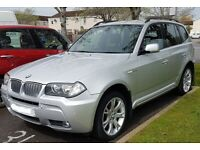 BMW, X3, Estate, 2008, Semi-Auto, 2993 (cc), 5 doors