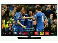 "Samsung 46"" LED smart tv builtin USB media player HD freeview"