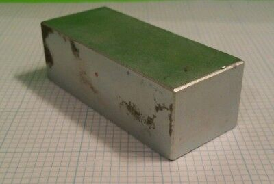 2 Large Neodymium Block Magnet N50 Grade Rare Earth Magnet. New Super Magnet