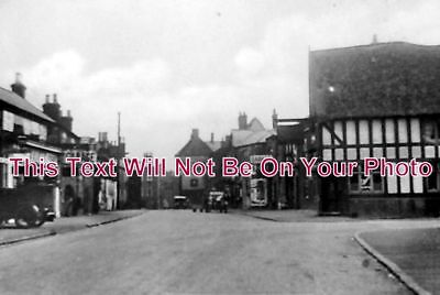LC 159 - Market Street, Lutterworth, Leicestershire - 6x4 Photo
