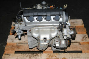 D17A Moteur Honda Civic 2001-2005 Acura 1.7EL installer