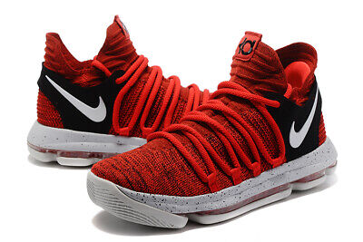 Nike Zoom KD10  Red 897816-600 9.5 U.S. Liquidation of shop. Best