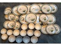 Stunning Chinese Hand painted Service