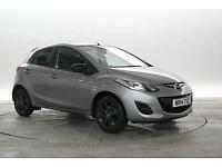 2014 (14 Reg) Mazda 2 1.3 Colour Edition # Met Grey 5 STANDARD PETROL MANUAL