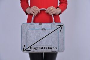 BRAND NEW High Quality Wool Notebook Laptop Case Cambridge Kitchener Area image 3