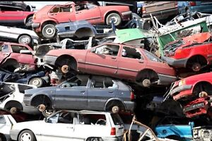 WE BUY ANY SCRAP VEHICLES *WE OFFER BEST PRICE