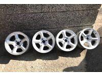 Ford escort cosworth wheels