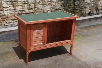💕💕💕 Single Storey Rabbit Hutch 💕💕💕