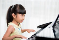 Piano Lesson Brampton near Trinity Common Mall