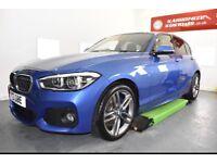 BMW 1 Series 1.6 Msport 65 Plate