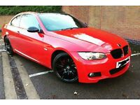 bmw e92 3 series couope top spec M SPORT