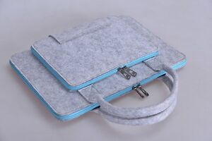 BRAND NEW High Quality Wool Notebook Laptop Case Cambridge Kitchener Area image 8