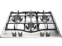 Hotpoint PCN 641 Stainless Steel Hob