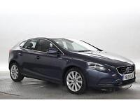 2013 (13 Reg) Volvo V40 1.6 D2 SE Lux Met Dk Blue 5 STANDARD DIESEL MANUAL