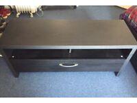 Black TV Cabinet Stand