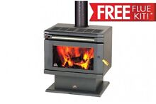 FREE flue kit with selected Kent & Saxon wood heaters Moree Moree Plains Preview