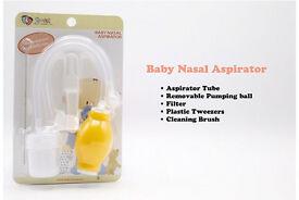 Baby newborn infant nasal aspirator
