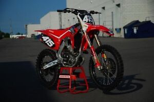 Motocross service and repairs
