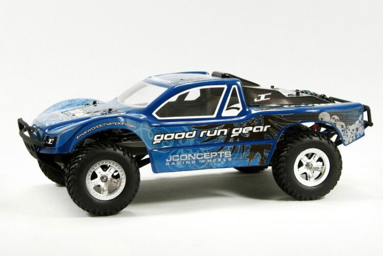 JConcepts 0076 Illuzion Truth Body For Traxxas Slash 2WD