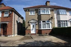 3 Bed house, Semi Detached, Fully Refurbished, Family Garden, Close to Station