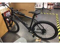 Men's Carrera Vengeance Mountain Bike + Accessories (Read Description)