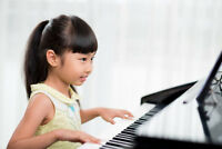 Beginner Piano Lessons in Brampton - First lesson Free
