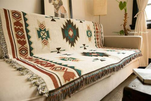 Rugs Tapestry Navajo Throw Blanket Sofa