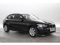 2012 (62 Reg) BMW 116i 1.6 ES Jet Black 5 STANDARD PETROL MANUAL