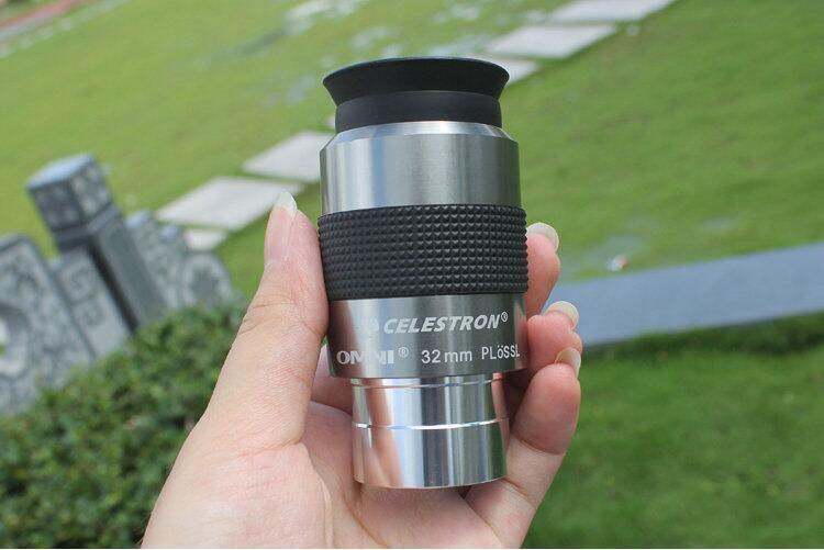 Celestron 1.25inch Omni Plossl Eyepiece 32mm Astronomical Telescope Eyepiece