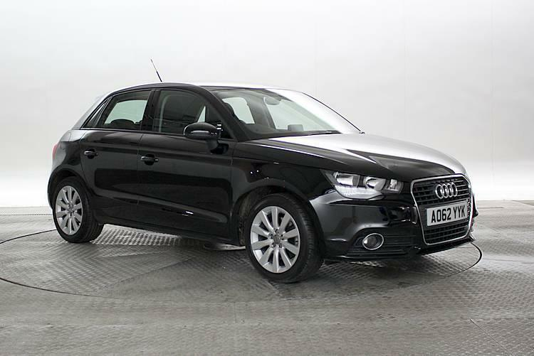 2012 62 reg audi a1 1 6 tdi 105 sport sportback brilliant black 5 standard die in west. Black Bedroom Furniture Sets. Home Design Ideas