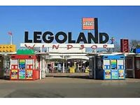 2x legoland windsor tickets. Can Be Used Any Day Until October