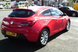 ***GTC ASTRA RED 2013 162 BHP***