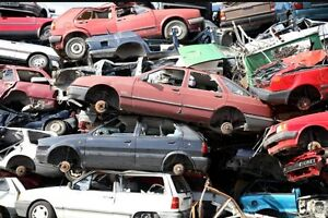 WE BUY ANY SCRAP VEHICLES ** WE OFFER BEST PRICE