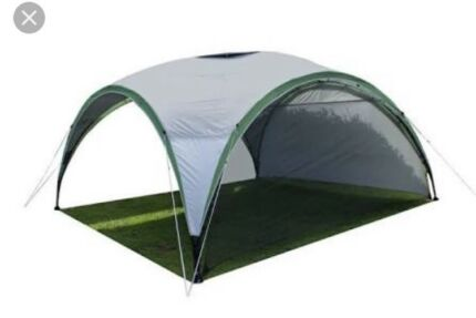 Coleman event 12 gazebo / tent  sc 1 st  Gumtree & tents in Canberra City 2601 ACT | Camping u0026 Hiking | Gumtree ...
