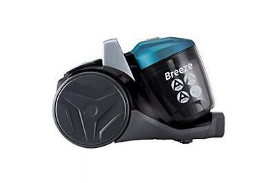 Hoover Breeze Bagless Cylinder Vacuum Cleaner, BR71BR01, Powerful, Large...