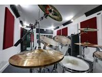 Rehearsal | Recording studios available for affordable rates