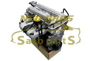 SAAB 9-3 VIGGEN 2000-2002 2.3 TURBO PETROL B235 B235R ENGINE, NEW, GENUINE SAAB