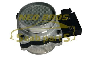 SAAB 9-3 9-5 GENUINE AIR MASS METER, MASS AIRFLOW SENSOR, MAF, NEW, 55557008