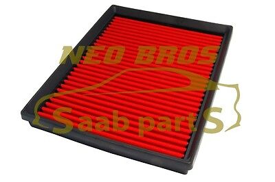 MapTun Performance Panel Air Filter for Vauxhall Insignia 1.6 1.8 2.0 2.8