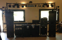 Yamaha Dj system and recording studio