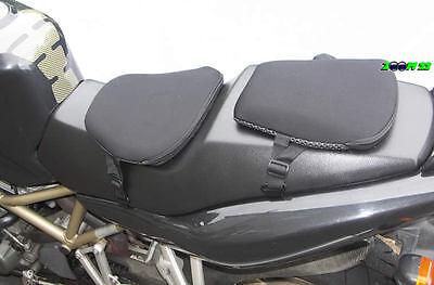 MOTORCYCLE SEAT GEL PAD - MEDIUM - TOURING COMFORT
