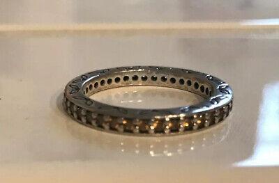 Brighton Crystal Ring Size 9