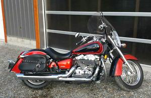 2006 Honda Shadow Aero 750cc