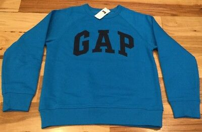 Gap Kids Boys X-Large (12) Royal Blue Sweatshirt. Royal Blue Sweatshirt. Nwt